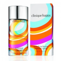 Clinique Happy Trevel Exclusive Summer Spray 100ml